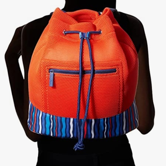NWOT Vera Bradley Mesh Backpack